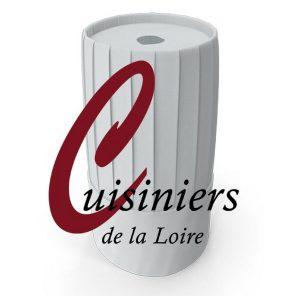 Logo association des Cuisiniers de la Loire