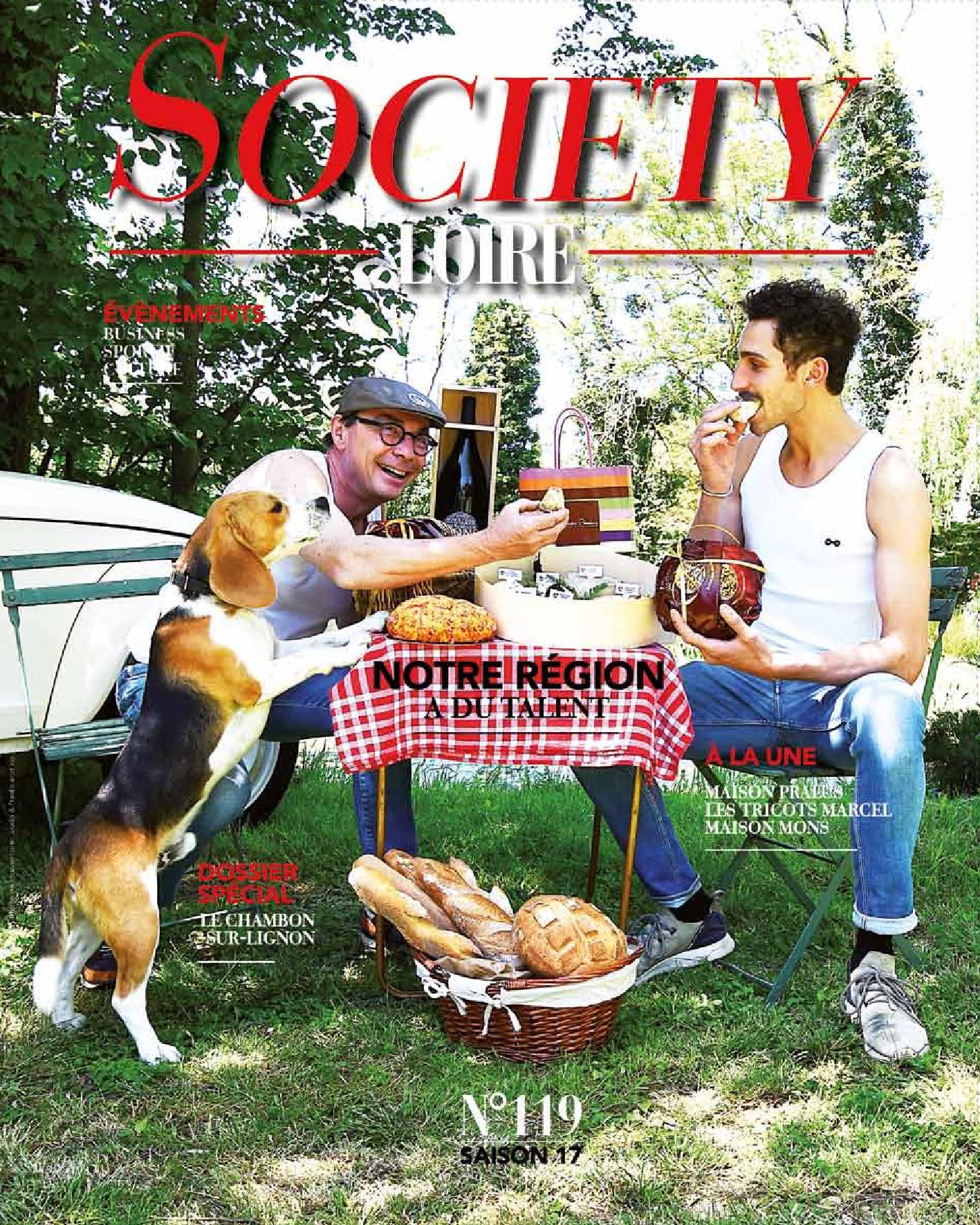 Magazine Society Loire N°119